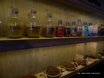Χρώματα σε βάζα από το εργαστήρι του Ντύρερ στη Γερμανία / Painting jars from Albrecht Dürer's lab in Nuremberg