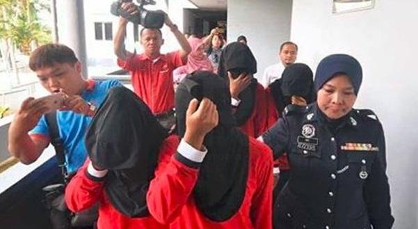 4 pelajar juvana didakwa di mahkamah, masukkan botol 'deodorant' dalam kemaluan penghuni lain