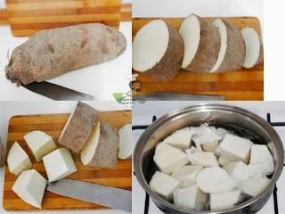 Asaro ( Nigerian Yam Porridge), nigerian food, nigerian yam recipes, yam recipes