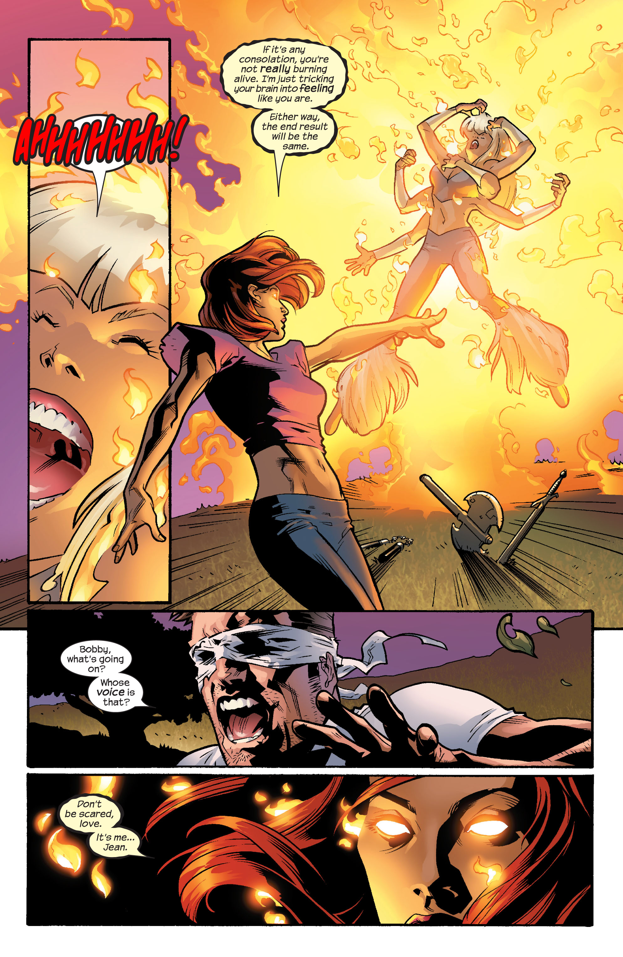 Read online Ultimate X-Men comic -  Issue #56 - 19