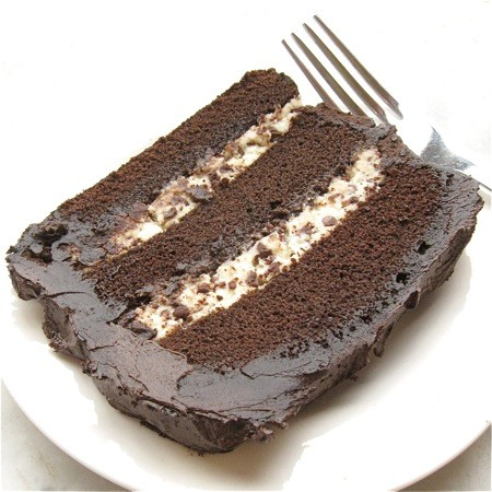 Double Dutch Chocolate Cake