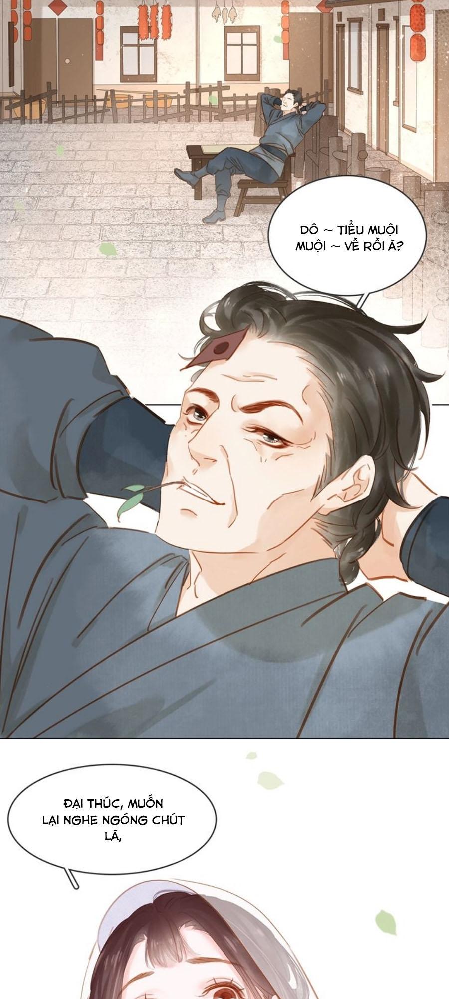 Tiểu sư phụ, tóc giả của ngài rơi rồi! chap 11 - Trang 39