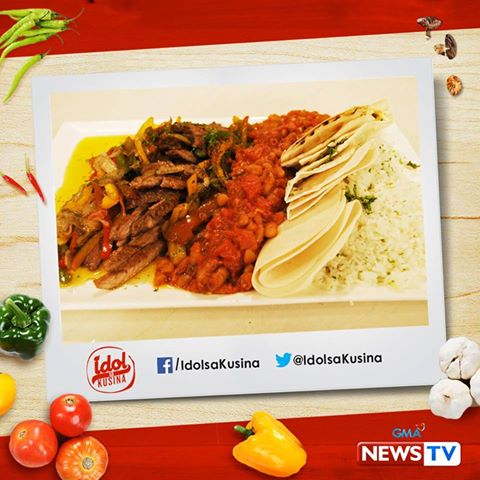How to Make Beef Fajitas and Cilantro Lime Rice and Beans ~ PSKMC