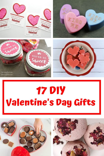 Looking for homemade Valentines gifts? Here are several DIY Valentines day gifts for your partner or your friend.  This Valentines day gift guide is full of Valentine gifts DIY.  DIY Valentines gifts are perfect for your friends, coworkers, or teachers.  These cute diy gifts Valentines are fun to make and fun to receive.  This diy for Valentines gift guide has several ideas for you to try.  #valentinesday #diy #giftguide #diygift #valentine