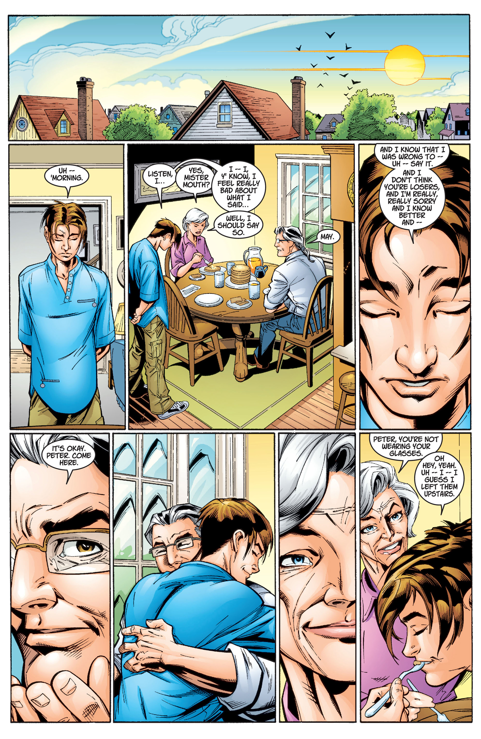 Read online Ultimate Spider-Man (2000) comic -  Issue #2 - 18