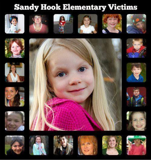 Sandy Hook Shooting Massacre At Connecticut Elementary: Think Inspiration: Sandy Hook Elementary