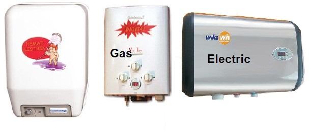 Merk Water Heater Yang Bagus