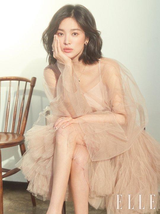 Song Hye Gyo 22 yıllık oyunculuk kariyeri hakkında konuştu
