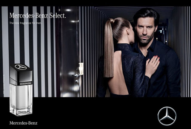 Mercedes Benz Select - reklama