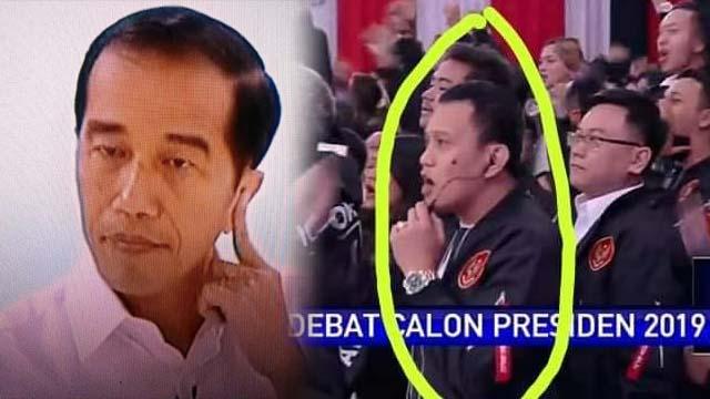 Soal Earpiece, Kubu Prabowo Curiga Gerak-gerik Seorang Tim Jokowi