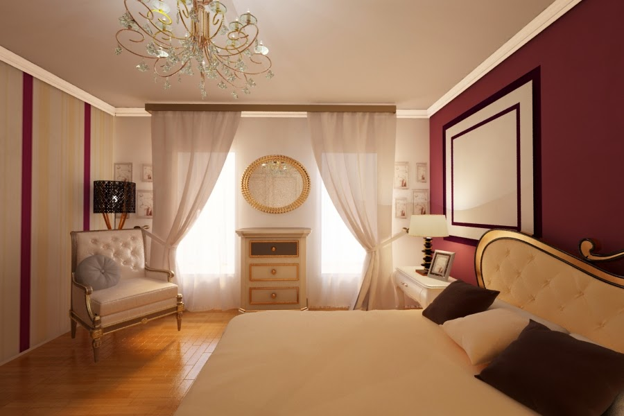 design interior dormitor Mamaia-Constanta