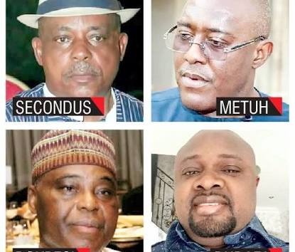 PDP Reacts To Looters List Released By APC Government