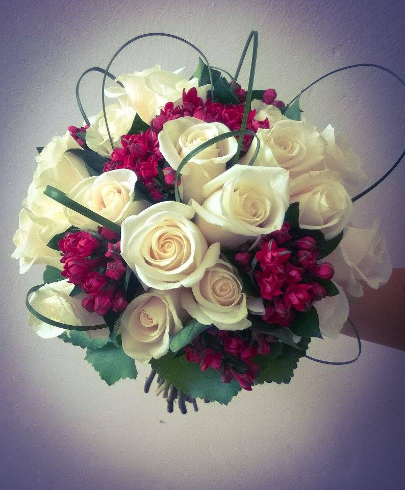 Floristera Casa Mercedes Cmo hacer tu ramo de novia ms barato