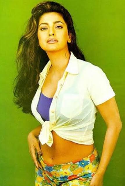 Juhi Chawla hot photo