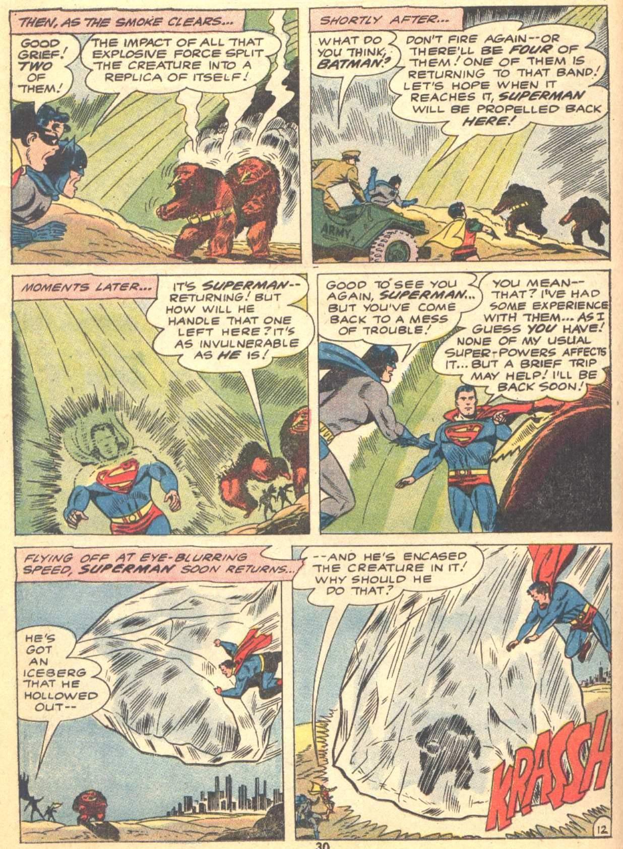 Read online World's Finest Comics comic -  Issue #206 - 29