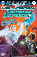 DC Renascimento: Hal Jordan e a Tropa dos Lanternas Verdes #15