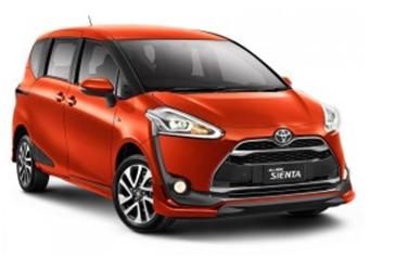 Mobil Toyota Sienta E (MT) Terbaru 2018