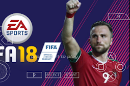 PES Jogress Evolution Patch V3 Mod FIFA 18 + 26 Team Asia [800 MB] PPSSPP