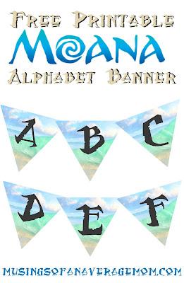 Moana banner
