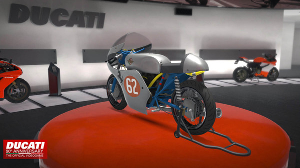 Ducati 90th Anniversary Full Version Game