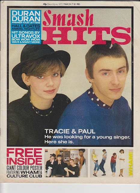 Smash Hits March 1983 ft. Tracie Young, Paul Weller