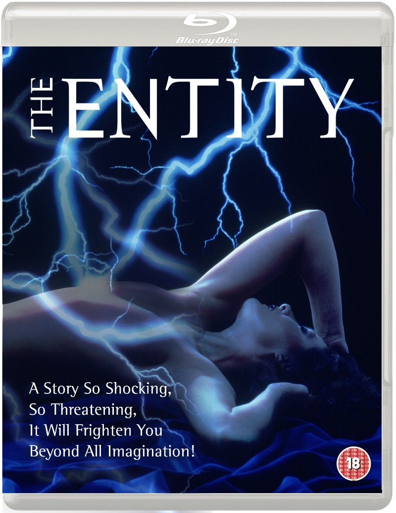 the entity eureka blu-ray