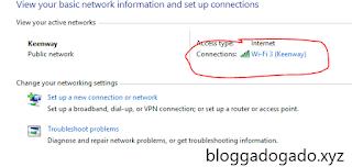 Cara Melihat Password Wifi di Windows 10 Dengan Mudah
