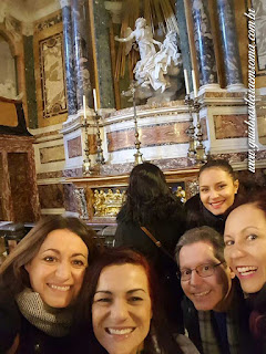 Santa Maria della Vitoria, Roma, Italia, com guia particular