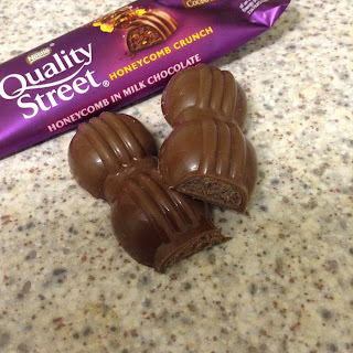 nestle quality street honeycomb crunch