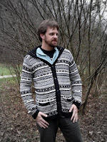Wonderful knitting pattern based on the sweater Neville wore in Deathly Hollows part 2.
