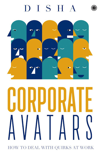 Book Review : Corporate Avatars - Disha
