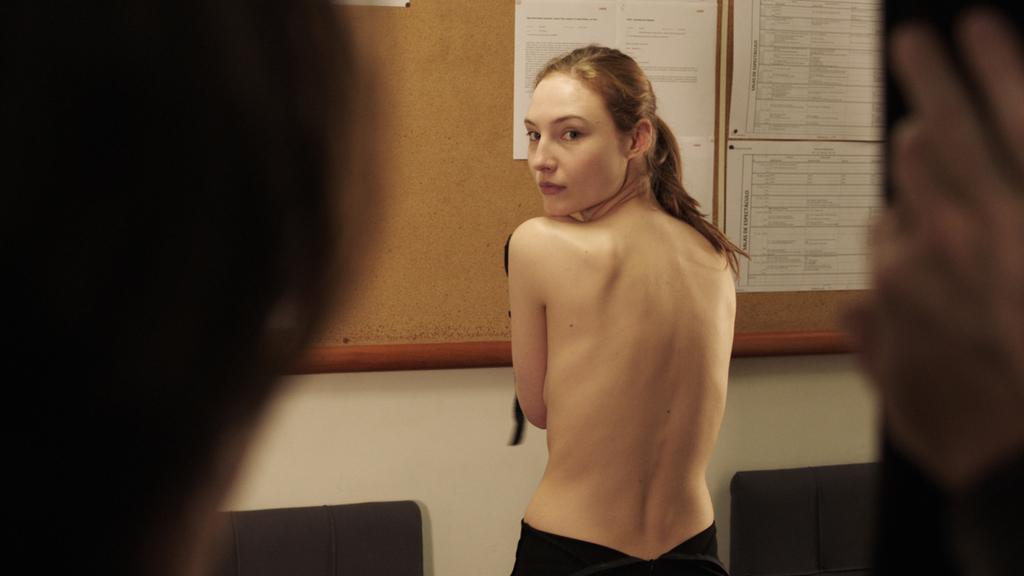 Joséphine Japy  nackt