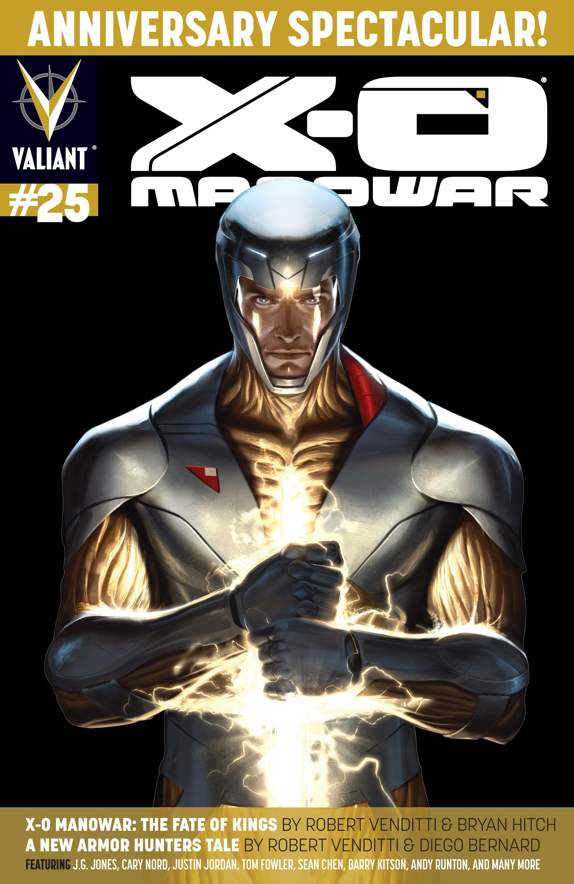 X-O Manowar (2012) 25 Page 1