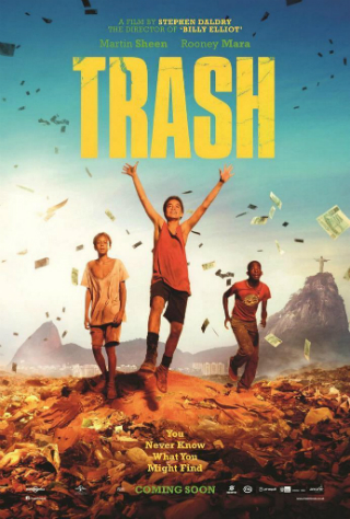 Trash [2014] [DVDR] [NTSC] [Latino]