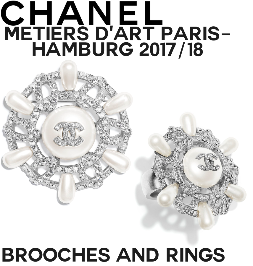 Chanel Métiers d'Art Paris-Hamburg 2017/18