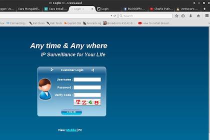 Cara Forward Port CCTV di Mikrotik via Winbox