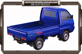 Carry Pick UP warna biru