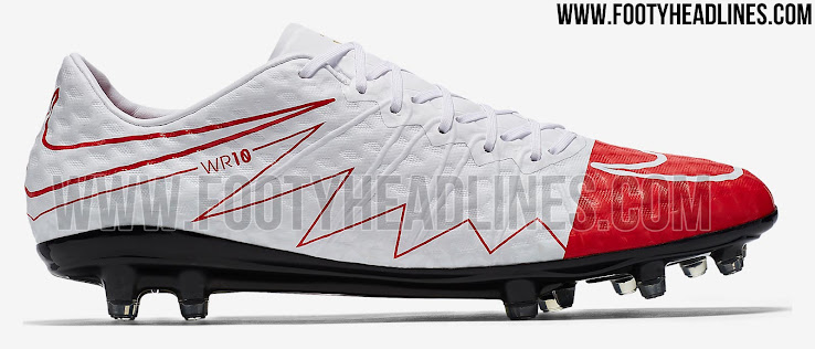 separation shoes 81900 dfa2d Last-Gen | Limited-Edition Nike Hypervenom Wayne Rooney 250 ...