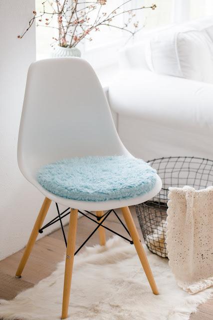 Sitzkissen für Eames, Pomponetti Interior Etsyshop
