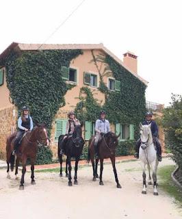 riitta reissaa, Portugal, Horsexplore