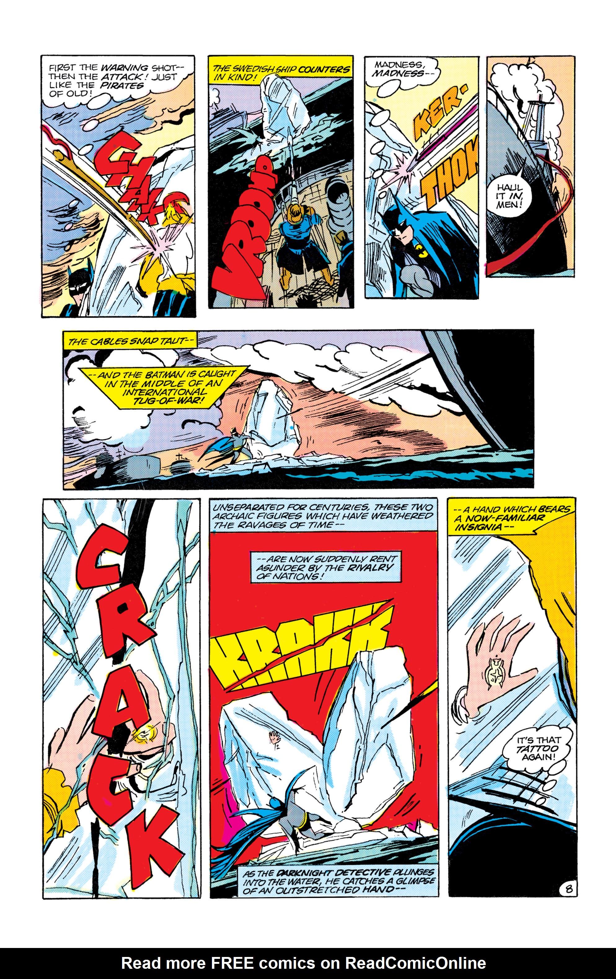 Read online World's Finest Comics comic -  Issue #305 - 9