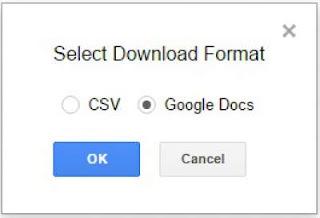 cara melakukan Google disavow links