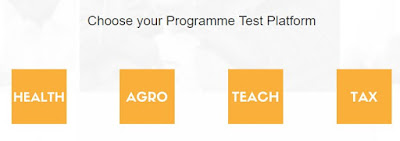 TEST  to Login to the site