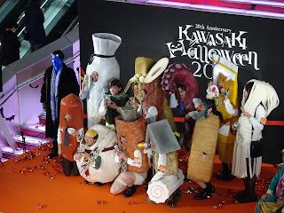 Kawasaki Halloween 2016 winner