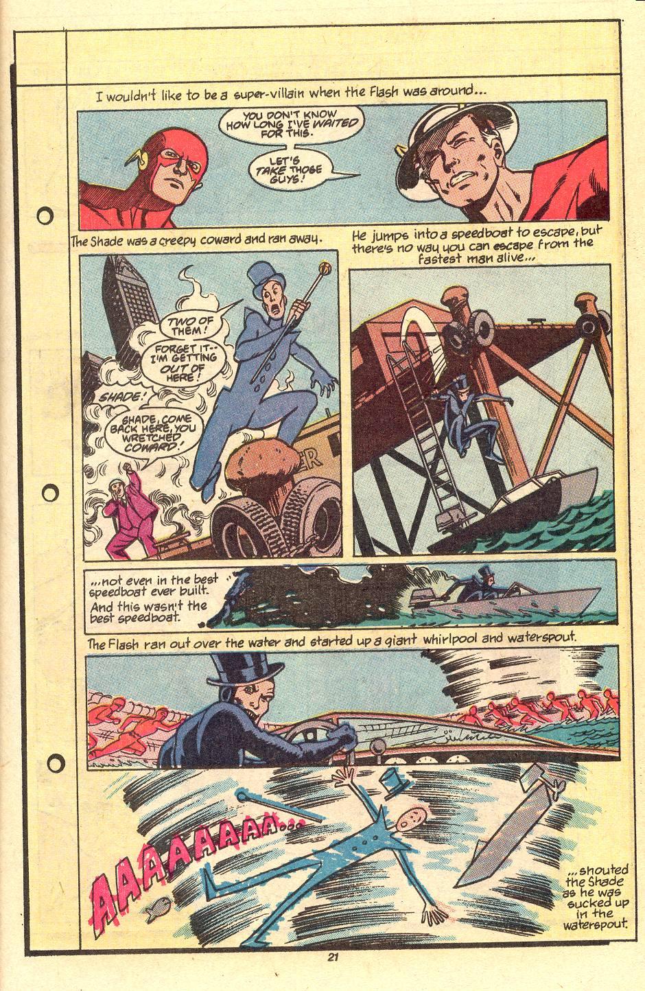 Read online Secret Origins (1986) comic -  Issue #50 - 23