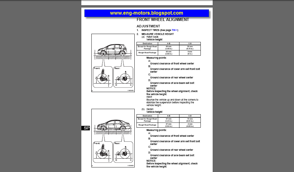 2007 Toyota Yaris Wiring Diagrams Binatanicom
