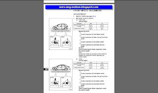 Toyota Yaris service manual