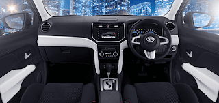 ALL NEW TERIOS INTERIOR