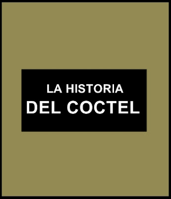 historia del coctel