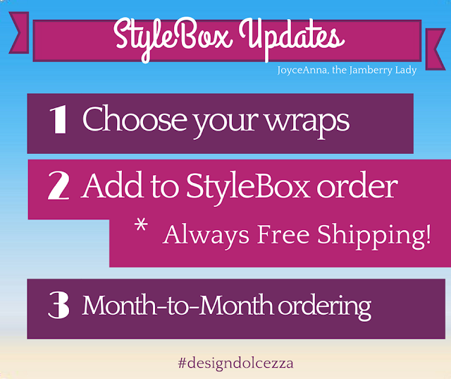 stylebox jamberry updates